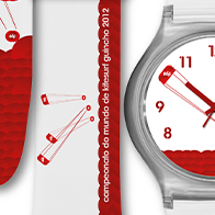 EDP Kitesurf championship 2012 | Proposal of a watch | Project made at Miopia 2012