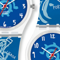 Swatch - Vive o 2004 | Watch | Project made at Miopia 2012