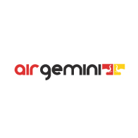 Air Gemini | Logotype Restyling Proposal| Project developed in MIOPIA - 2009