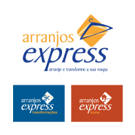 Arranjos Express | Logotype | Project developed in MIOPIA - 2010