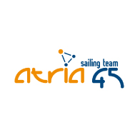 Atria45 - Sailing team | Logotype | Project developed in MIOPIA - 2008