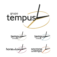 Tempus Group, watchmakers | Creation of logos Project | developed in MIOPIA - 2009